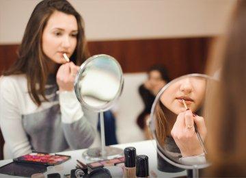 Lekcje makijażu